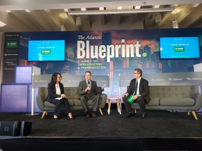 Deane Evans Presents at The Blueprint AtlanticLIVE Summit