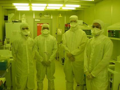 Mission | Microelectronics Fabrication Center